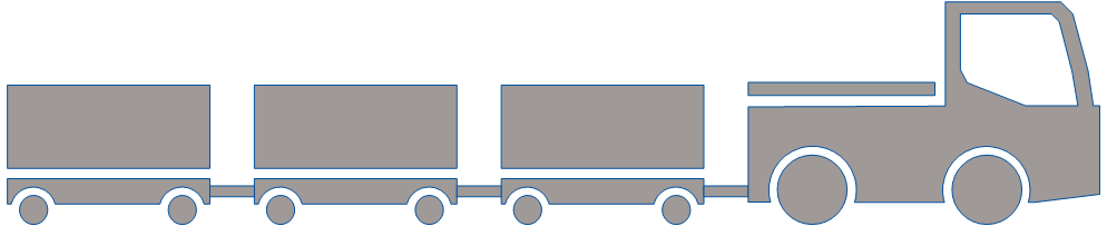 Tractor and Trailers