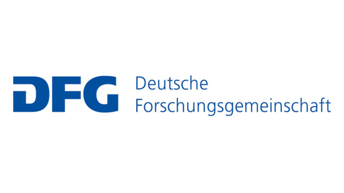 Deutsche Forschungsgemeinschaft Funding of the projects: Optimal structures from functional graded concrete elements – design, computation and automated construction / Efficient and automated manufacturing of multifunctional graded concrete components with mineralized hollow bodies (c) Deutsche Forschungsgemeinschaft e.V.