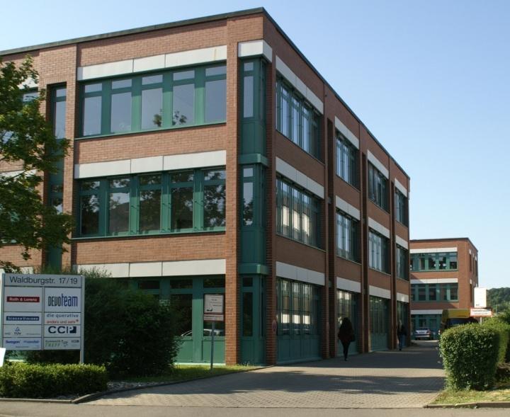 Unser Institutsgebäude (c)